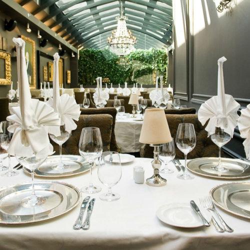 Tchaikovsky Restaurant Tallinn