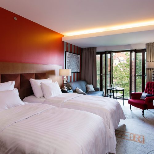 Hotel Telegraaf Executive Room