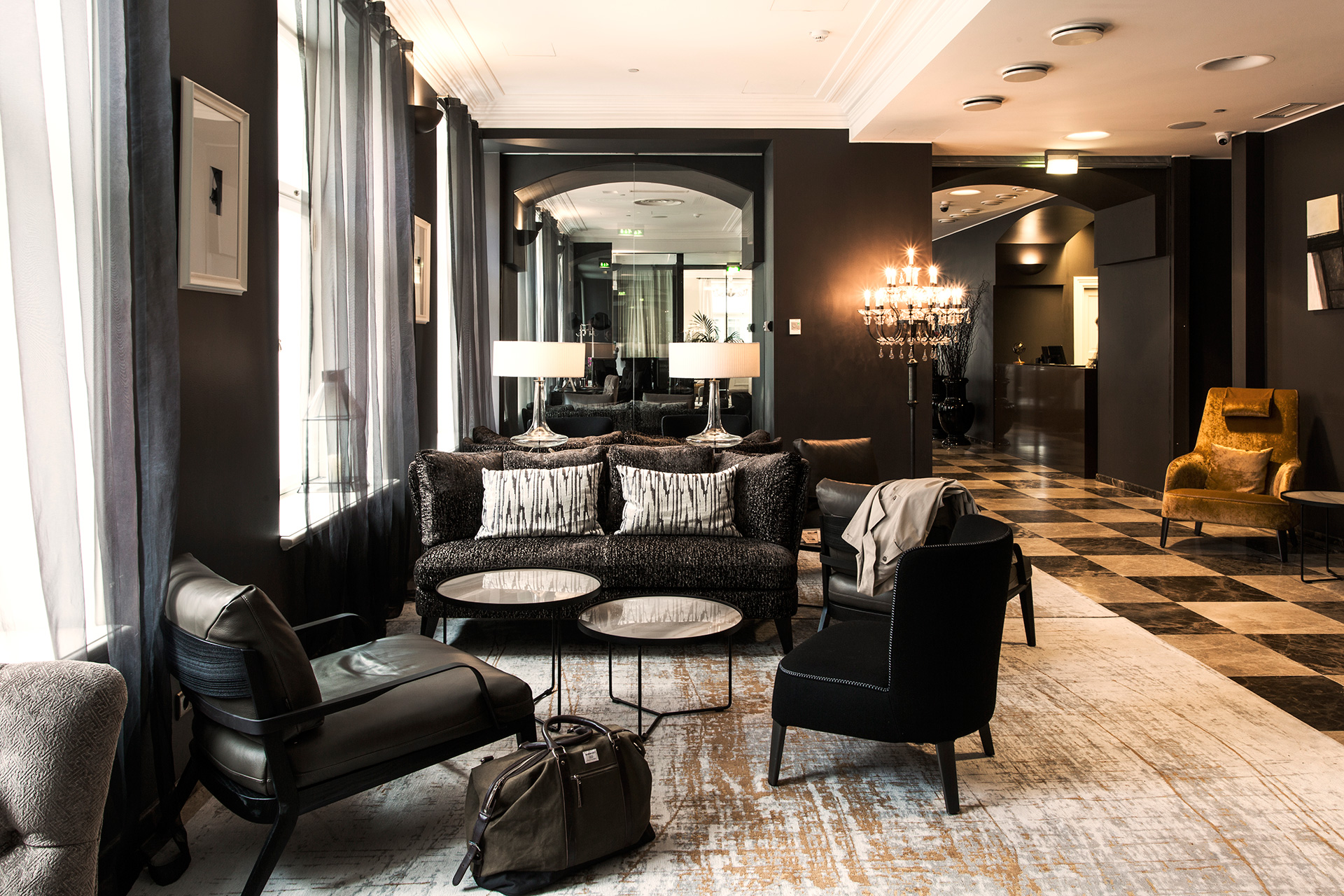 Are Designed In Modern Art Style With Deco Touches And Offer Refined Elegant Decór Most Of The Rooms Feature Meval Old Town Views